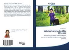Обложка Latvijas transnacionālās ģimenes