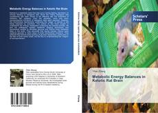 Metabolic Energy Balances in Ketotic Rat Brain的封面