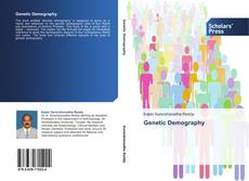 Bookcover of Genetic Demography