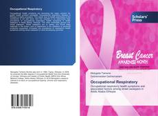 Bookcover of Occupational Respiratory