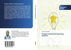 Bookcover of Project method of teaching physics