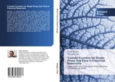 Bookcover of Transfer Function for Single-Phase Gas Flow in Fractured Reservoirs