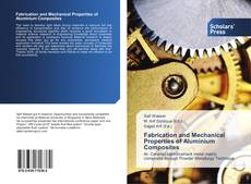 Buchcover von Fabrication and Mechanical Properties of Aluminium Composites