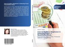 Internal Auditors Skepticism in Detecting Fraud: A Quantitative Study kitap kapağı