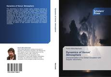Copertina di Dynamics of Venus' Atmosphere