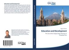 Обложка Education and Development