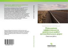 Bookcover of Повышение эффективности ремонтных работ автомобильных дорог