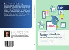 Bookcover of Computer Science Online Learning