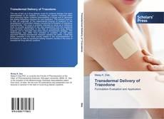 Borítókép a  Transdermal Delivery of Trazodone - hoz