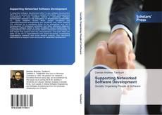Buchcover von Supporting Networked Software Development
