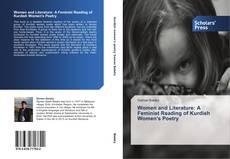 Portada del libro de Women and Literature: A Feminist Reading of Kurdish Women's Poetry