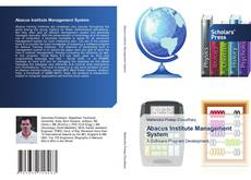 Bookcover of Abacus Institute Management System