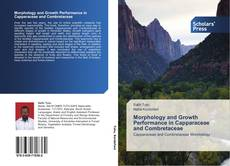 Bookcover of Morphology and Growth Performance in Capparaceae and Combretaceae