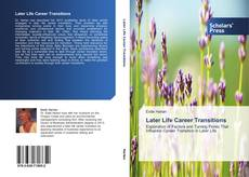 Capa do livro de Later Life Career Transitions