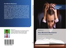 Portada del libro de Non-Moment Mechanics