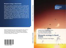 Bookcover of Mosquito ecology in Saudi Arabia