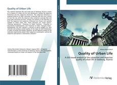 Capa do livro de Quality of Urban Life