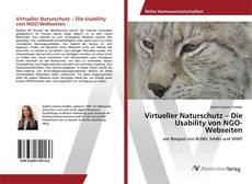 Обложка Virtueller Naturschutz – Die Usability von NGO-Webseiten
