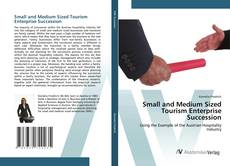 Small and Medium Sized Tourism Enterprise Succession kitap kapağı