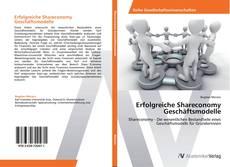 Bookcover of Erfolgreiche Shareconomy Geschäftsmodelle