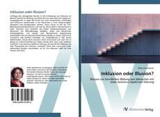 Buchcover von Inklusion oder Illusion?
