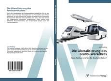 Die Liberalisierung des Fernbusverkehres的封面
