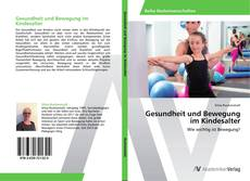 Bookcover of Gesundheit und Bewegung im Kindesalter
