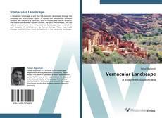 Portada del libro de Vernacular Landscape