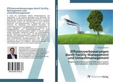 Buchcover von Effizienzverbesserungen durch Facility Management und Umweltmanagement