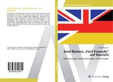 "Capa do livro de Enid Blytons ""Fünf Freunde"" auf Deutsch"