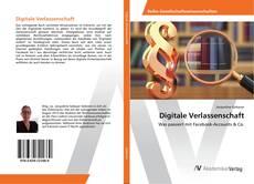Bookcover of Digitale Verlassenschaft