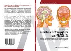 Buchcover von Gestaltung der Übungsfirma aus Sicht der Gehirnforschung
