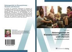 Buchcover von Heterogenität im Klassenzimmer – Ansätze und Chancen