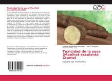 Обложка Toxicidad de la yuca (Manihot esculenta Crantz)