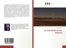 Capa do livro de Le ciel étoilé et son histoire