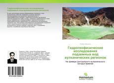 Bookcover of Гидрогеофизические исследования подземных вод вулканических регионов