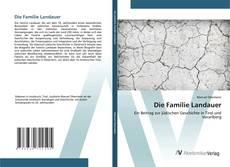 Обложка Die Familie Landauer