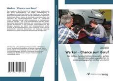 Обложка Werken - Chance zum Beruf