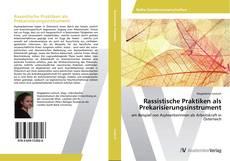 Bookcover of Rassistische Praktiken als Prekarisierungsinstrument