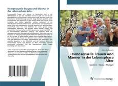 Homosexuelle Frauen und Männer in der Lebensphase Alter kitap kapağı
