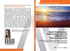Multi-Stakeholder-Partnerships und die Millenniums-Entwicklungsziele kitap kapağı