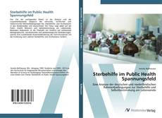 Capa do livro de Sterbehilfe im Public Health Spannungsfeld