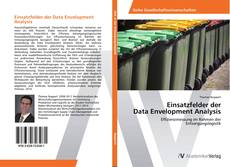 Bookcover of Einsatzfelder der Data Envelopment Analysis