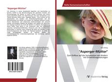 """Copertina di """"Asperger-Mütter"""""""