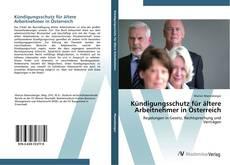 Buchcover von Kündigungsschutz für ältere Arbeitnehmer in Österreich