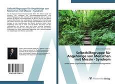 Bookcover of Selbsthilfegruppe für Angehörige von Menschen mit Messie - Syndrom