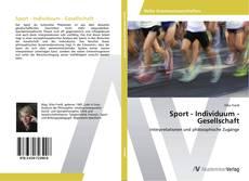 Copertina di Sport - Individuum - Gesellschaft
