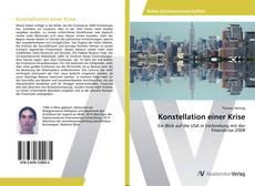 Bookcover of Konstellation einer Krise