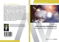 Capa do livro de Gott und das Multiversum