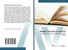 Capa do livro de Medical Tourists in Austria